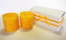 Candle Gift Set Frangipani Fragrance