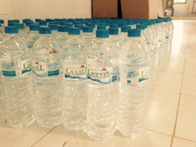Pure ISO certificated mineral water