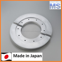 Easy to use and Reliable bicycle sprocket with Accurate made in Japan
