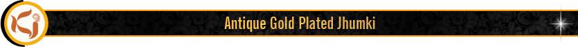 Antique Gold Plated Jhumki Title.jpg