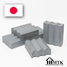 Lead free RASHIX-HD radiation shield ceramics made in Japan
