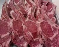 Frozen camel casing meat