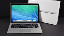 Sale For Laptop with retina display Core i7 2.2 GHz - 750 GB HDD