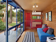 Pre- Built, pre-Fab, container house 95% complete