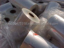 BOPP film on rolls clean recycled plastic scraps