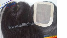 Beautiful and Natural Filipino Human Silk Base Hair Closures from Philippine Factory