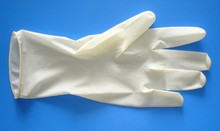 Disposable Powdered Latex Glove, Disposable Powder Free Nitrile Examination Gloves