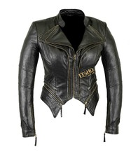 Women Leather Jacket Genuine Leather jacket Hot Trendy Style