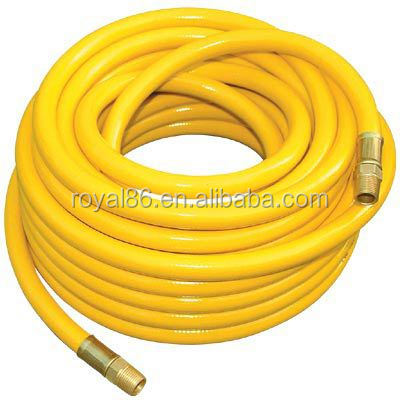 fiber spiral pvc air hose