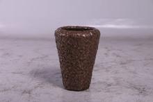 Barren planter small bronze