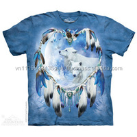 Free sample hot selling 3D rubber print men t shirt