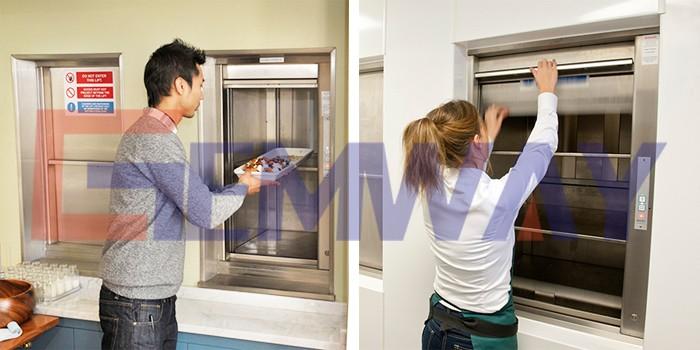Дешевые коммерческие пищевой кухонный лифт лифт используется для кухни лифт