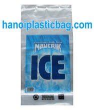 BLOCK HEAD CLEAR POLYETHYLENE BAG vietnamese manufactory