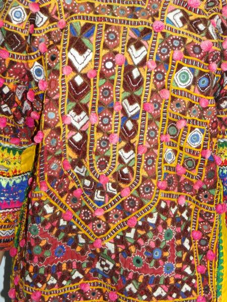 Banjara Tribal do vintage Vestido Vestidos de Dança Do Ventre