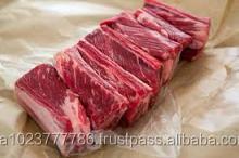 Fresh Frozen Brazilian Beef Boneless Plate Short Rib for sale