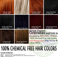 alheña tinte de cabello halal