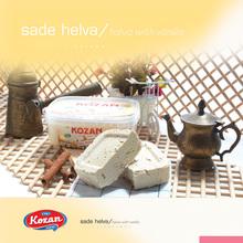 Halva turco com Vanilin 310 gr peso líquido
