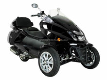 Cheap Sales+ Free Shipping Roadrunner 300cc Trike Scooter -Trunk & Windshield & Built in Saddlebag