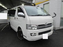 Toyota Hiace Van DX Long GL package TRH200V 2010 Used Car