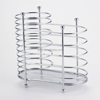 China export supplier! New! ChuZhiL clean kitchen versatile hanging storage rack spice holder pot lid holder AB-664