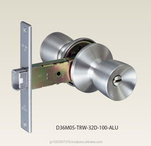 Japanese high security and quality knob lock, for front door knob