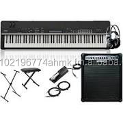 new CP4 Stage 88-Key Stage Piano with Keyboard Amplifier, Stand, Heat