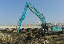 Direct supply all kinds of size and specification sliding boom for excavator