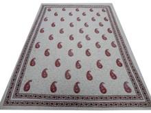 jaipur hand block printe bed spread beautiful bute & boder
