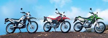 Authentic 100% Genuine Full Size 250cc dual sport motorcycle for good price