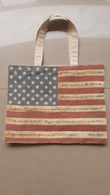 Trendy Cotton Tote bag 2016, Flag design cotton bag