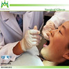 Powdered and powder free sterile disposble rubber operating gloves