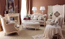 Luxury villa classic living room sofa
