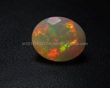 Opal stone cabochon gemstone