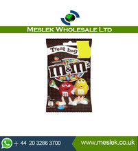 M & M Chocolate Treat Bag - Wholesale M&M's