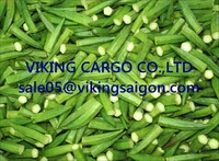 BEST PRICE_FRESH OKRA _HIGH QUALITY FROM VIETNAM !