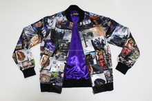 Fully Sublimated Bomber Jackets/ All Over Sublimation Printed Customized Bomber Jackets/ Printed Bomber Jackets