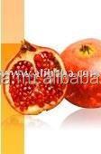 Seedless Pomegranates from Tunisia / Melograna di Tunisia / Grenades de Tunisie