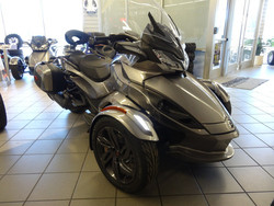 2015 Can-Am Spyder ST-S