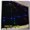 china xxx photos led curtain display led video curtain