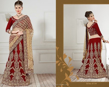 Designer bridal wear saree wholesale exporters