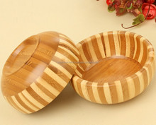 D11.2cm High quality bamboo bowls, Creative home