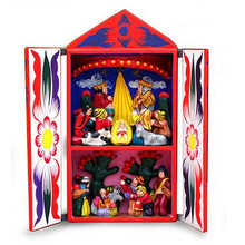 Peruvian Andine Christmas Craft