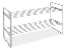 Custom waterproof steel shoe case/ jordan shoes display rack/ ikea furniture shoe rack
