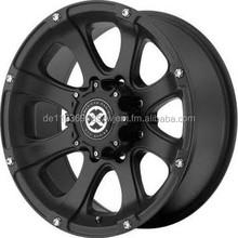 ATX Wheels by American Racing AX188 Ledge - Teflon Black by ATX Series AX18857060606N