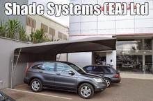 Car Parking Shade from Shade Systems EA Ltd