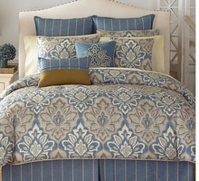 patch work bed sheets /luxury hotel bed sheet , New designs with many color