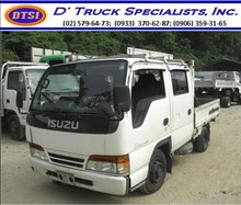 Double Cab Truck - 4JG2 Engine