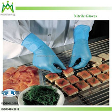 Good price High quality food processing nitrile glove