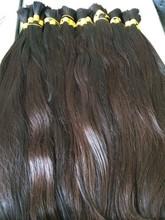 Vietnam hair 100% real human hair, hair from 1 human good for bleaching