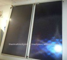 Flat Plate Solar Water Heating Collectors and systems